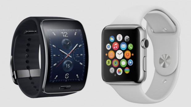 Galaxy Gear vs iWatch