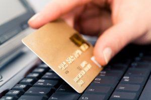 Моженничество с использованием банковских карт