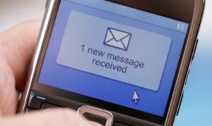 заблокировать входящие СМС