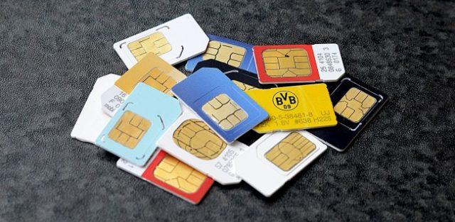 замена SIM-карты билайн